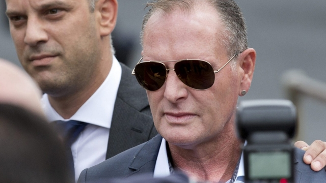 Paul Gascoigne earned 57 caps for England (Getty Images)