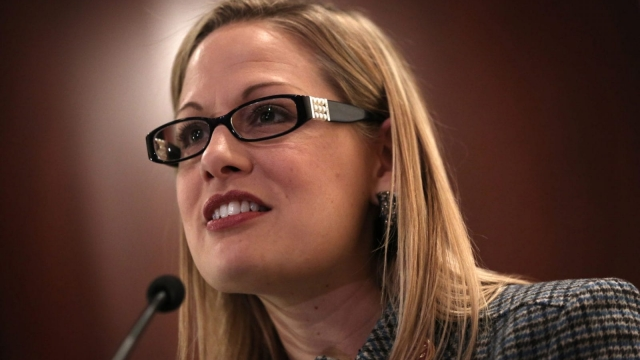 Kyrsten Sinema has her sights set on advancing LGBT rights, said one profile (Photo: Alex Wong/Getty Images)
