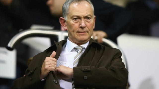 Article thumbnail: Premier League chairman Richard Scudamore will pocket a £5m bonus when he steps down in December (Getty Images)