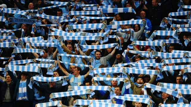 Manchester City fans have made their disdain for Uefa known in recent years (Getty Images)