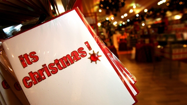 Consumers might assume a large portion of the cost of their charity Christmas card is donated to a good cause but that is not always the case (Photo: Rosie Greenway/Getty Images)