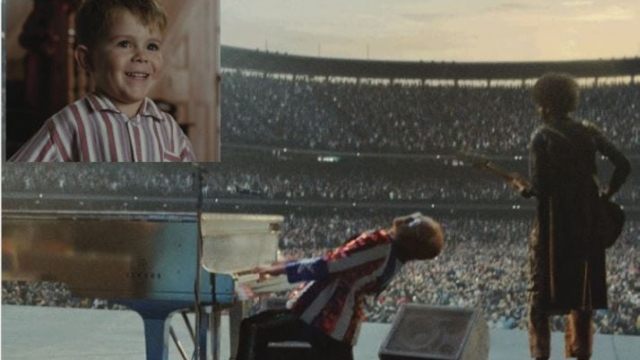 John Lewis has finally released its hotly anticipated 2018 Christmas advert starring Elton John