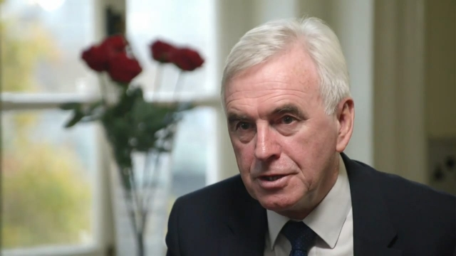 John McDonnell said he 'could not forgive' Conservatives for austerity. (Image: BBC)