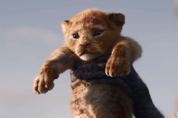 Lion King remake Simba