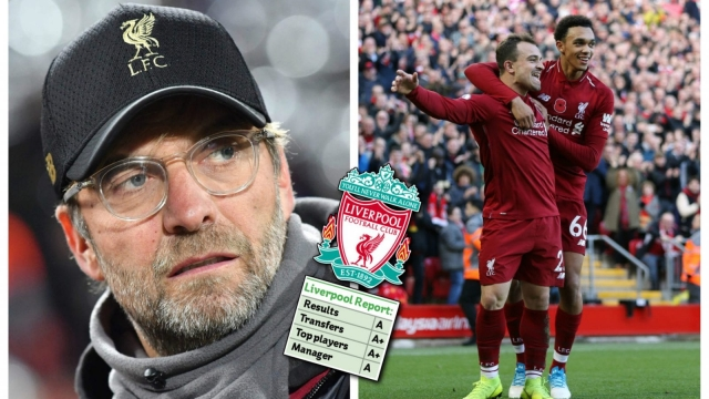 Jurgen Klopp has strengthened his Liverpool side and they are now genuine Premier League title contenders (PA Wire)