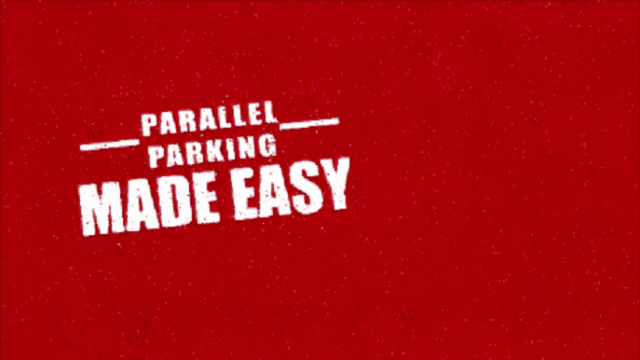 driving test parallel parking