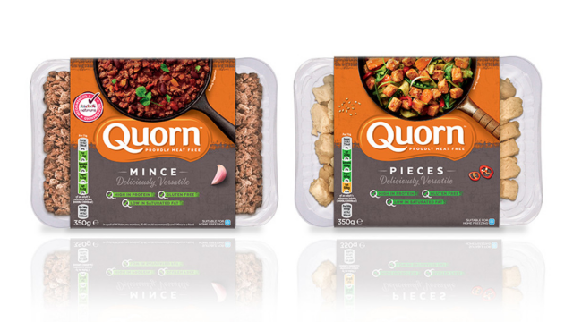 Quorn envisions 'decades of growth' as consumers turn their backs on meat