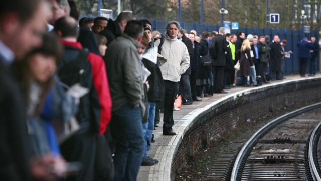 Commuters will be paying more, again (Photo: Gareth Fuller/PA Wire)