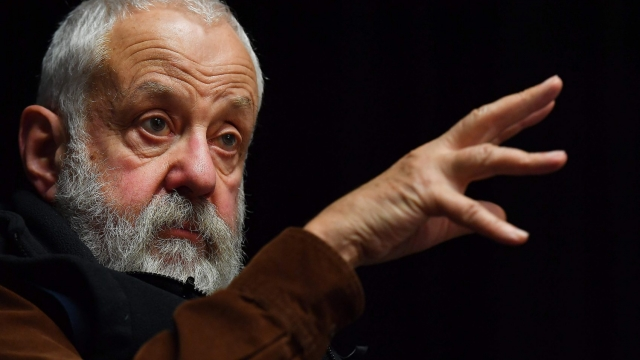 Mike Leigh: Photo: Ben Stansall/ AFP/ Getty