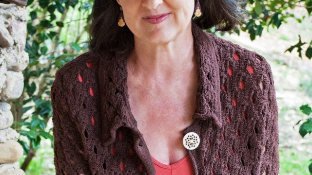 Barbara Kingsolver on her new book Unsheltered. Photo: David Wood