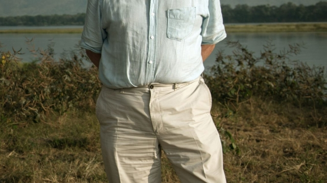 Sir David Attenborough has urged humans to take care of the planet (BBC)