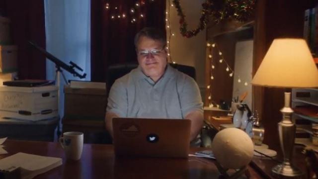 John Lewis Christmas ad Twitter