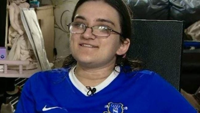 Pearl Kelly is appearing in court on Thursday to protest the DWP's decision to cut her benefit (Photo: ITV screenshot)
