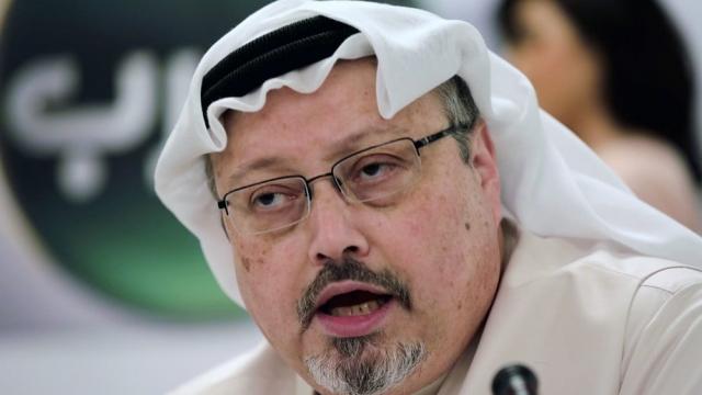 Saudi journalist Jamal Khashoggi was killed in October. (Photo: Hasan Jamali/AP)
