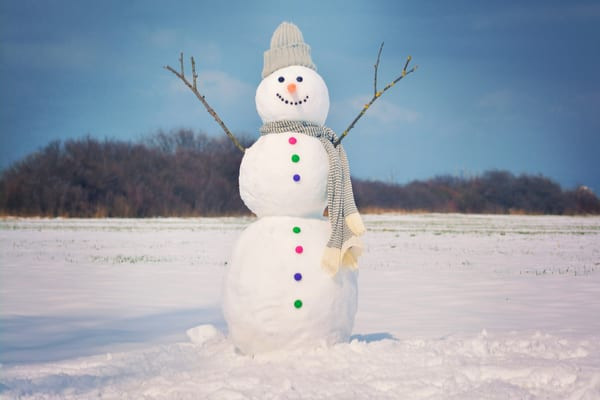 People were furious at the BBC's reference to snowmen as 'snowpeople' (Photo: Shutterstock)