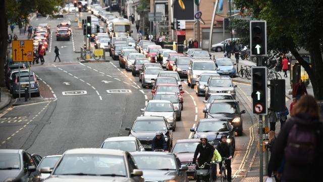 commuter pollution