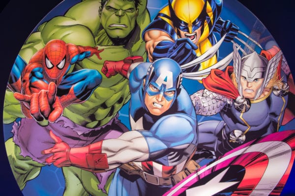 Marvel Universe Live is coming to the UK next year, bringing a multitude of popular characters to various stages around the UK (Photo: Shutterstock)