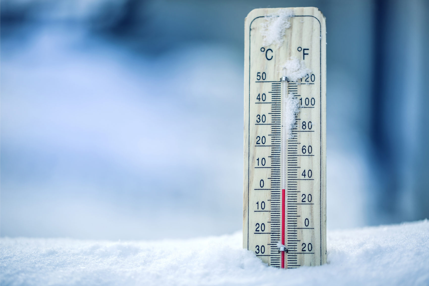 Temperatures are set to plummet in the UK this week (Photo: Shutterstock)