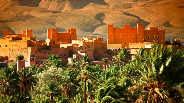 Many of Morocco's kasbahs are now luxury hotels (Photo: Shutterstock)
