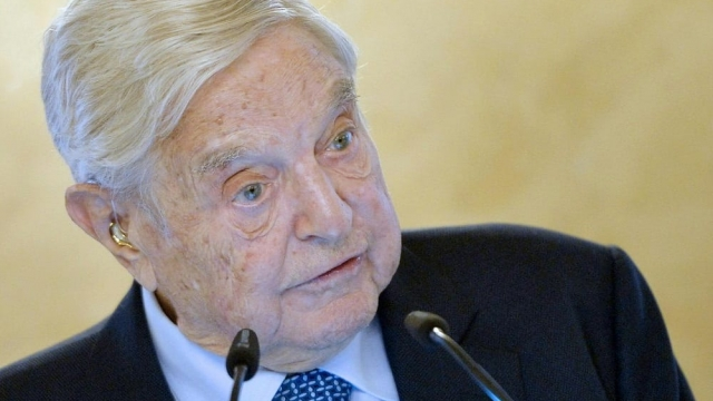 Facebook has admitted it hired the firm Definers to investigate George Soros. (Photo: Herbert Neubauer/APA/AFP/Getty)