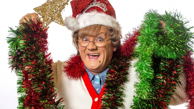 Mrs Brown's Boys is one of the BBC's predictable seasonal shows (Photo: BBC)