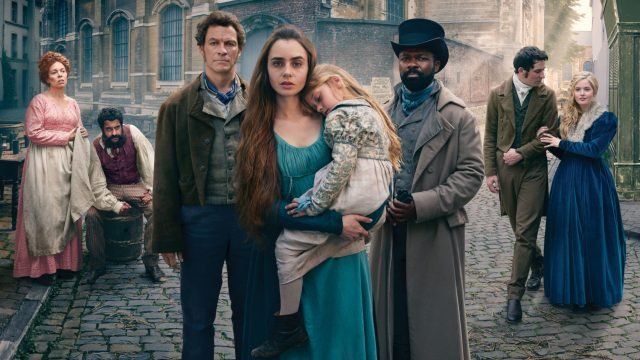 Many characters in Les Miserables, which has been adapted for the BBC, are closely inspired by historical figures (Photo: BBC)