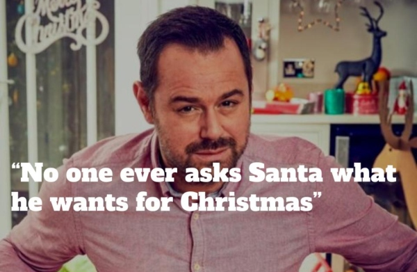 Danny Dyer christmas