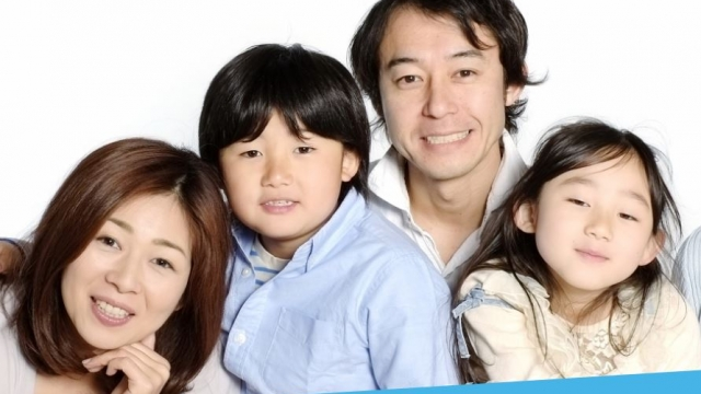 Renting fake family members is big business in Japan, as this acting mogul explains. (Photo: FamilyRomance website)