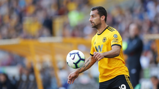 Jonny has settled in well at Wolves after arriving on loan in the summer (Getty Images)