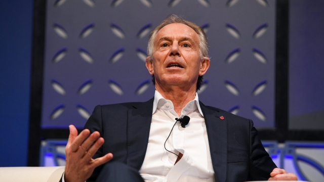 Tony Blair has called for a minister to take charge of moves to ramp up testing