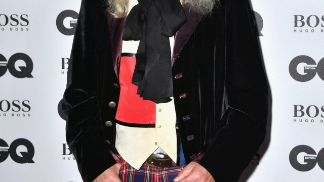 Billy Connolly was diagnosed with Parkinson's in 2013 (Getty)
