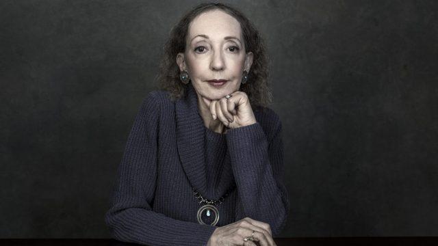 Joyce Carol Oates. (Photo: Dustin Cohen)
