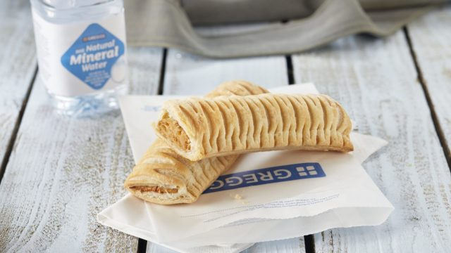 Greggs' new vegan sausage roll has got some carnivores' backs up