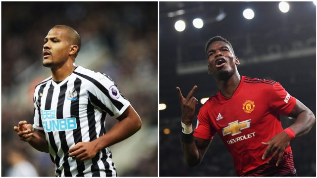 Salomon Rondon and Paul Pogba have been scoring important goals of late