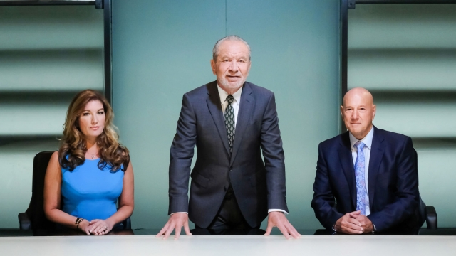 The Apprentice final is almost here (Photo: BBC)