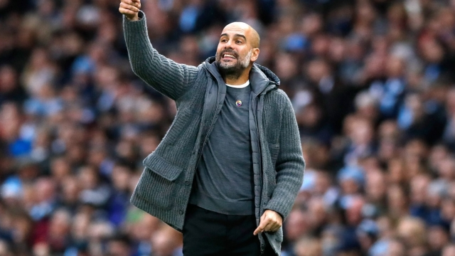 Pep Guardiola refuses to accept that his Manchester City team are the best in Europe