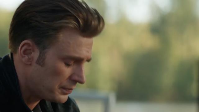 Captain America appears in the trailer (Marvel)
