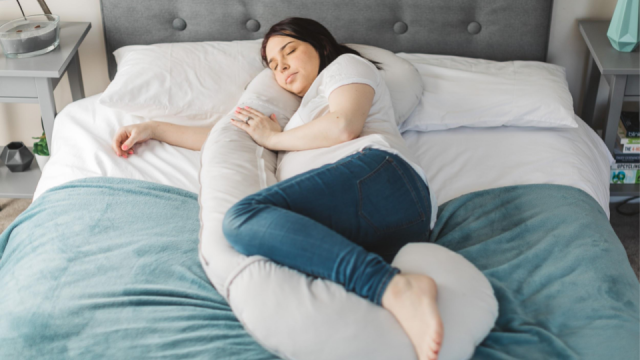 Pregnancy pillows | Bounty
