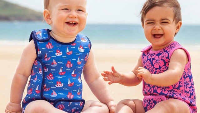 best swimming aids for babies, toddlers and young children