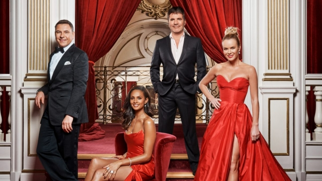 Britain's Got Talent judges (Photo: ITV)