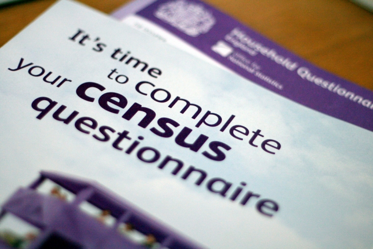 The last edition of the census (Flickr)