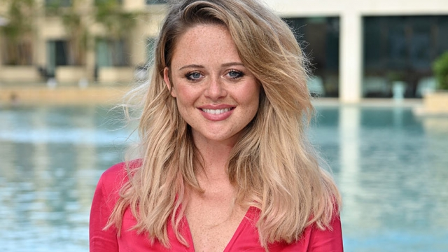 According to Harry Redknapp, Emily Atack is more 'useful' in make ...