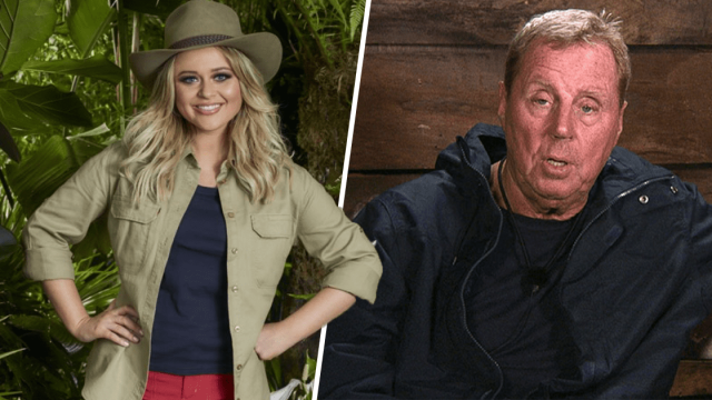 I M A Celebrity Reactions To Harry Redknapp And Emily Atack S Jungle Weight Loss Show How Sexist Our Approach To Bodies Is