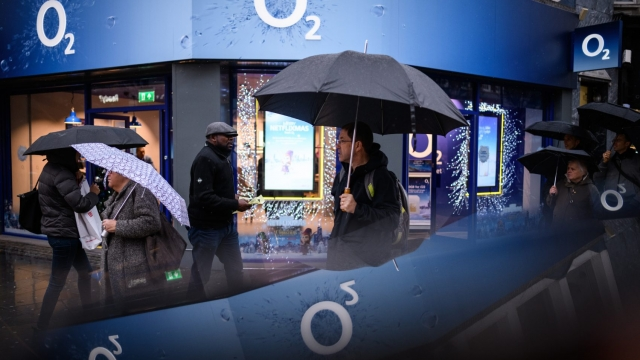 O2's technical fault meant some people were unable to get online for 24 hours (Getty)
