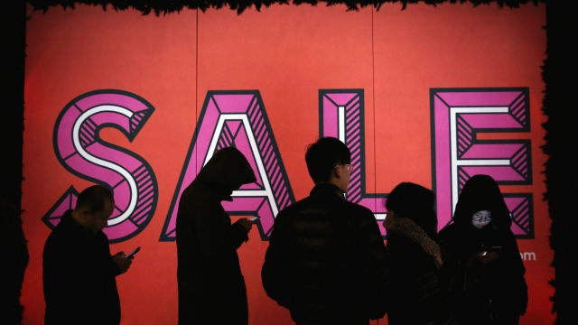 Britons have become so accustomed to discounts there is less impetus to shop on Boxing Day, according to one analyst (Photo: Getty Images)