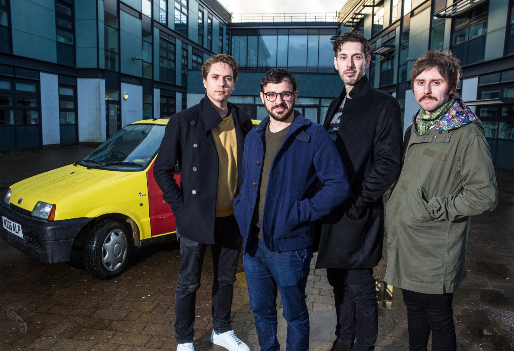 The Inbetweeners Actor James Buckley Calls Reunion A Disaster And Explains What Went Wrong