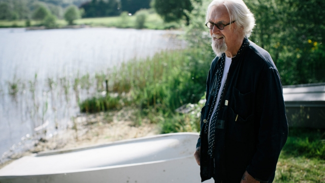 Sir Billy Connolly believes his life is 'slipping away' (Photo: BBC)