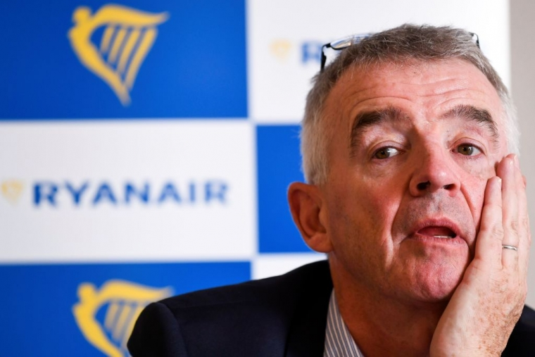 Ryanair's chief executive Michael O'Leary  (Photo: Getty)