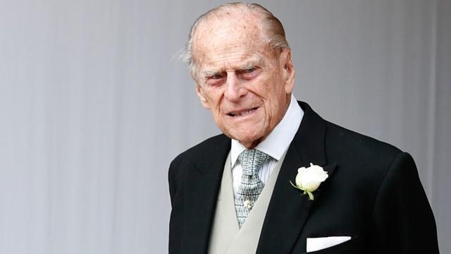 Prince Philip, Duke of Edinburgh (Getty Images)