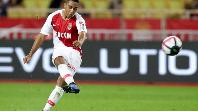Article thumbnail: Youri Tielemans in action for Monaco (Getty Images)